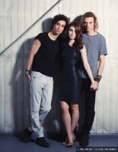 Lily, Jamie and Robbie Photoshoot