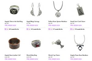 mortal jewellry 2