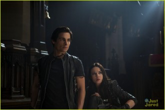 Alec and Izzy