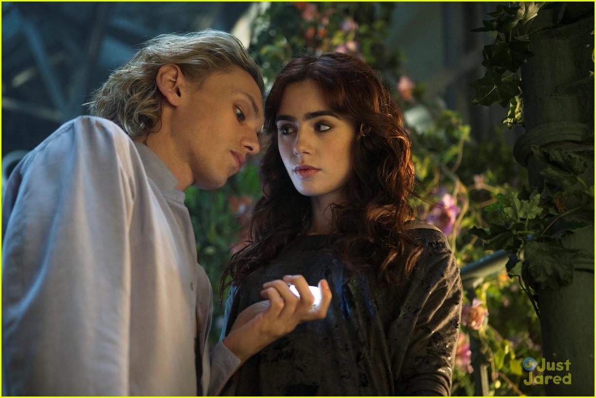 Jace and Clary – British Nephilim
