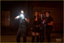 Jace, Clary, Izzy and Alec