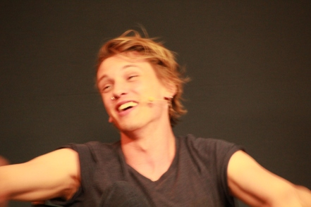 Jamie Campbell Bower (76)