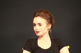 Lily Collins (28)