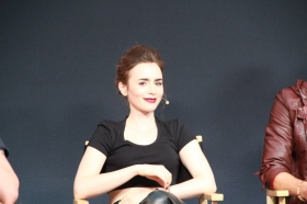 Lily Collins (49)
