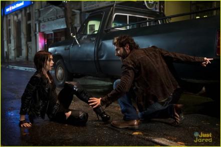 Clary and Luke