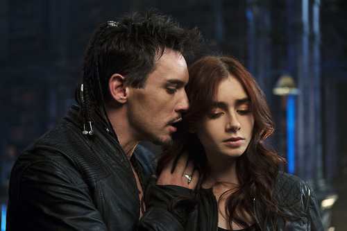 Valentine and Clary