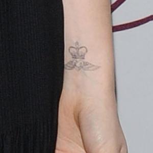 lily tattoo