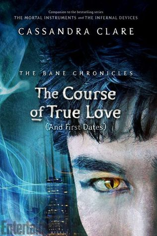The course of true love (and first dates) cover