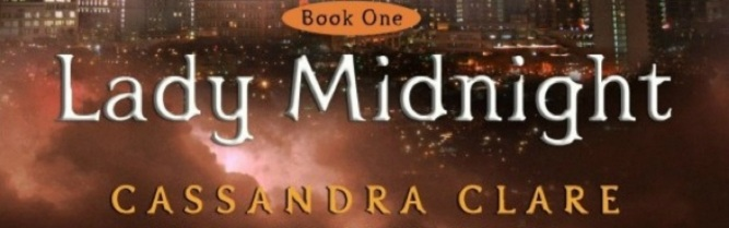 Lady Midnight Banner