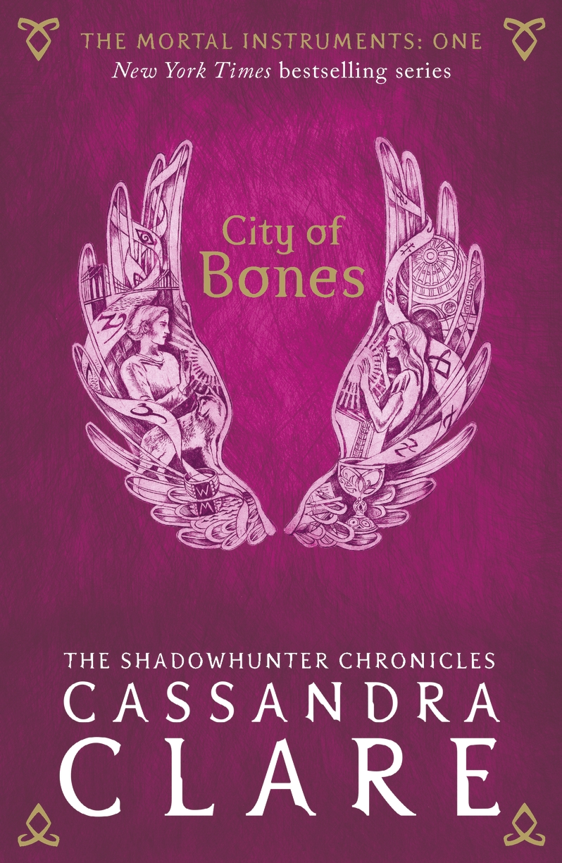 The Mortal Instruments Book Covers TMI NEW UK COVERS SPOT...