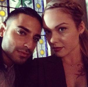 Meliorn and Lydia